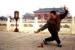 Feng tai chi sword